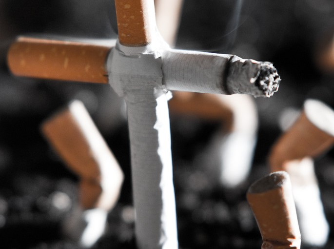 О вреде курения и пользе секса