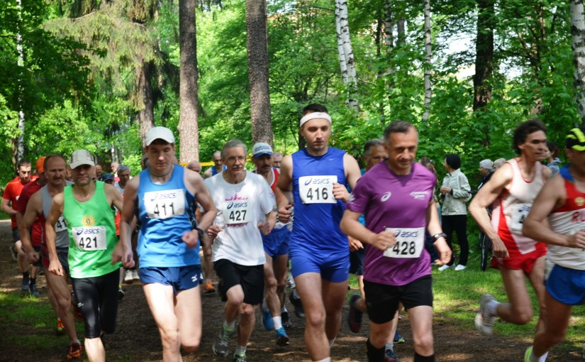 Репортаж с финиша марафона Здоровье-2015
