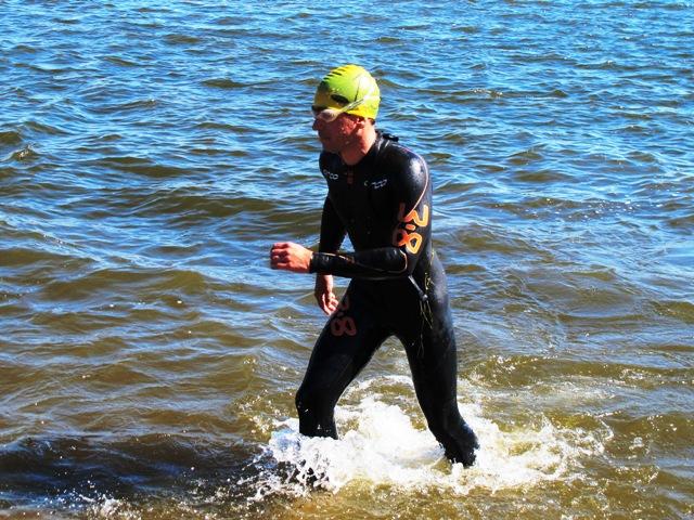 Плавание в открытой воде от Шона Келли