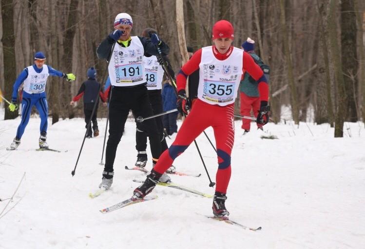 XXIX Тольяттинский лыжный марафон или «поднятая целина»
