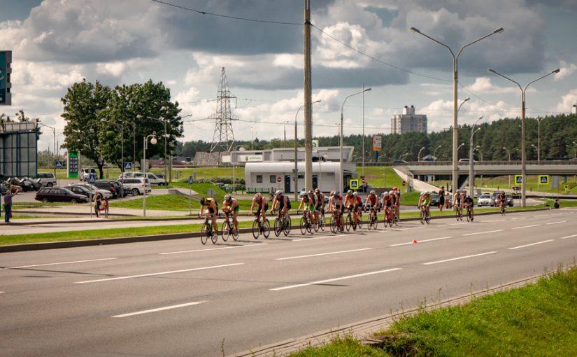 Volatman-2018 — триатлон в Минске