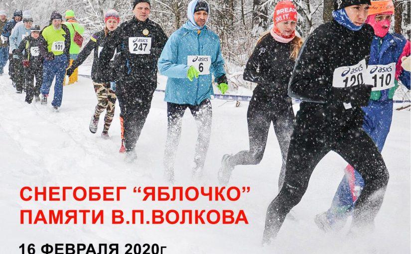 Снегобег «Яблочко»